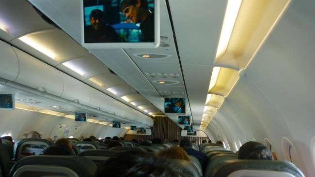 Avião da Taca