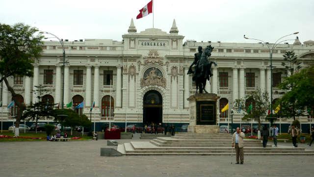 Congresso Nacional - Lima, Peru (Foto: Esse Mundo É Nosso)