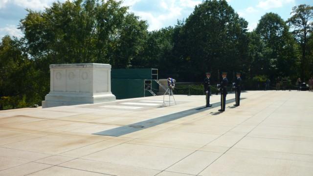 Cemitério de Arlington em Washington (Foto: Esse Mundo é Nosso)