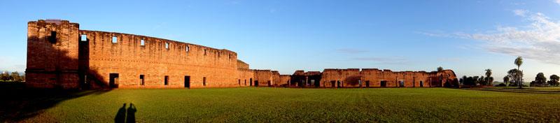 Missões Jesuíticas no Paraguai (Foto: Esse Mundo É Nosso)