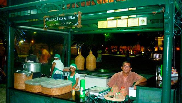 Noite em Manaus - Tacacá da Gisela (Foto: Esse Mundo É Nosso)