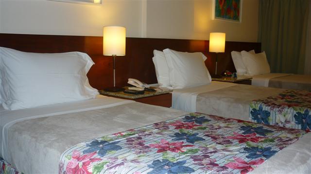 Onde ficar em Recife: Best Western Manibu Recife Hotel (Foto: Esse Mundo É Nosso)