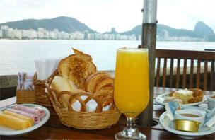 4 lugares incríveis para tomar café da manhã no Rio de Janeiro