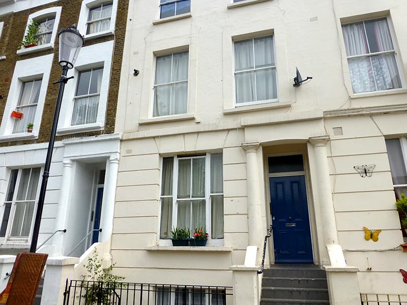 Notting Hill (Foto: Esse Mundo é Nosso)