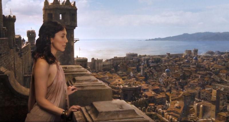 Dubrovnik: A verdadeira King's Landing de Game of Thrones (Foto: Divulgação/HBO)