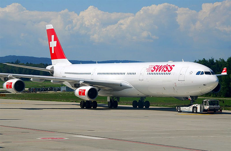 Como é voar na classe executiva da Swiss International Airlines - Foto: Aero Icarus (CC BY-SA 2.0)