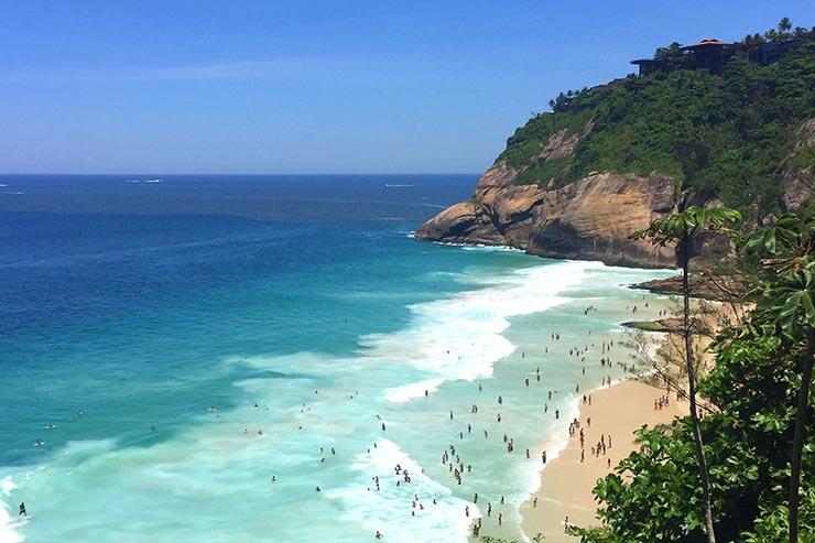 Praias paradisíacas do Sudeste (Foto: Mariana Carbone/Esse Mundo É Nosso)