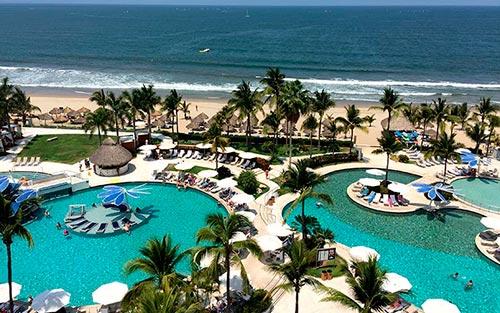 Hard Rock Hotel Vallarta: Dica de resort all inclusive no México