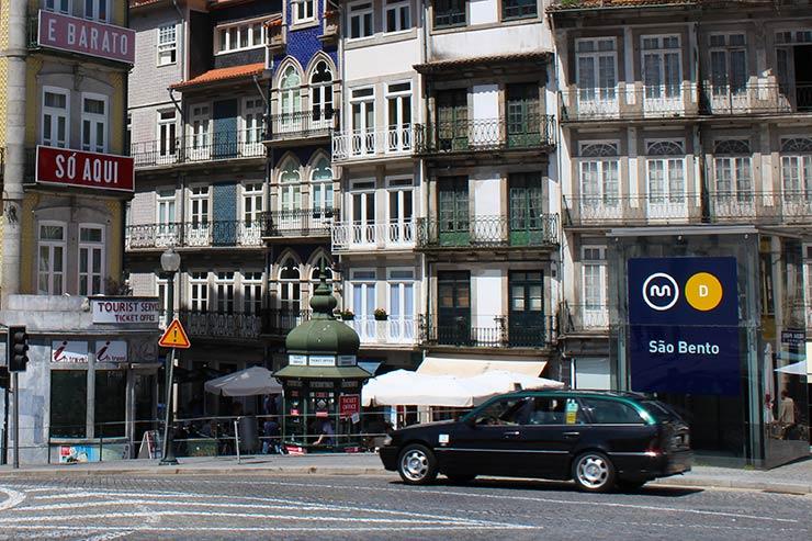 Como ir do aeroporto do Porto ao centro da cidade (Foto: Esse Mundo É Nosso)