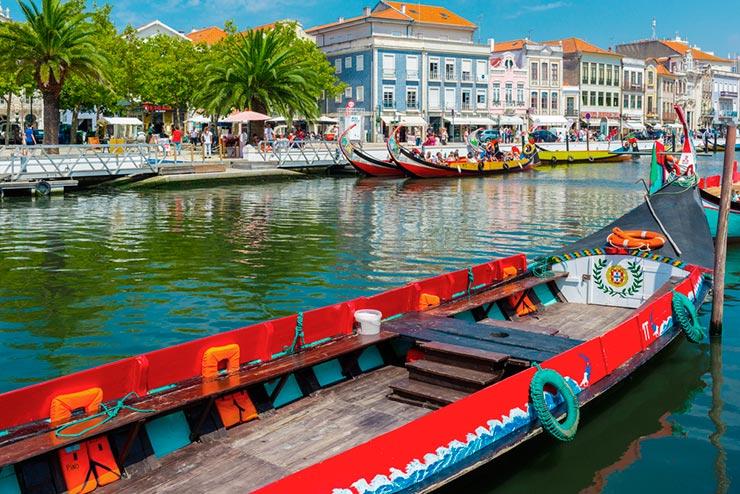 Cidades de Portugal - Aviero