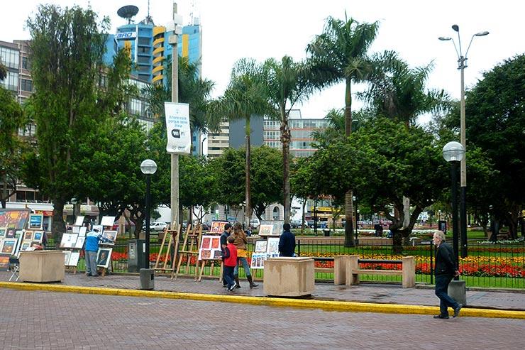 Conexão em Lima: O que dá pra fazer? (Foto: Esse Mundo É Nosso)