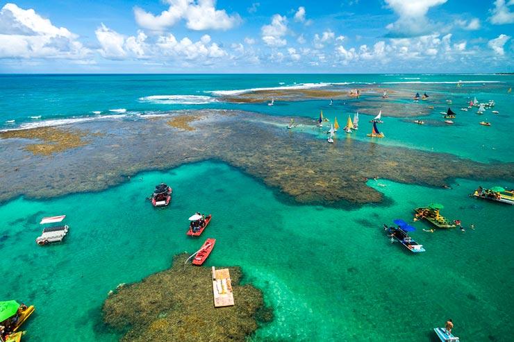 6 piscinas naturais do nordeste pra voc se sentir no caribe