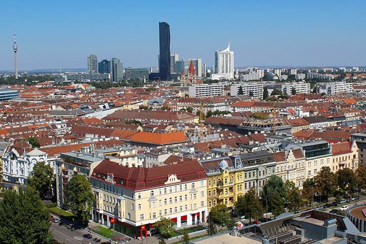 Pontos turísticos de Viena: Prater (Foto: Esse Mundo É Nosso)