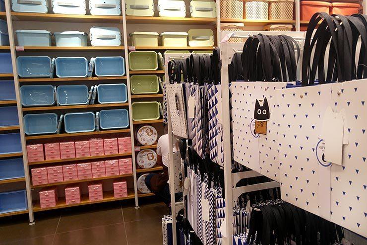 Miniso em SP - Loja do Shopping Ibirapuera (Foto: Esse Mundo É Nosso)