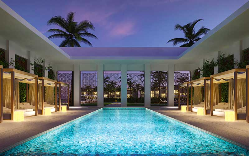The Grand Reserve at Paradisus Palma Real (Foto: Divulgação)