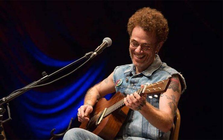 Assista à live de Nando Reis (Foto: Carol Siqueira/Divulgação)